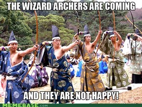 Le Wizard Archers