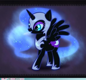 Chibi Nightmare Moon