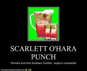 SCARLETT O'HARA PUNCH