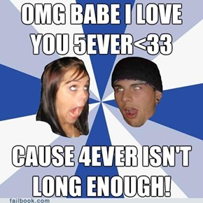 Annoying Facebook Couple