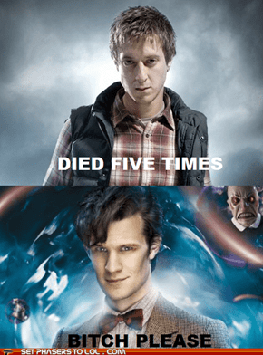 Died Five Times