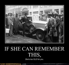 IF SHE CAN REMEMBER THIS,