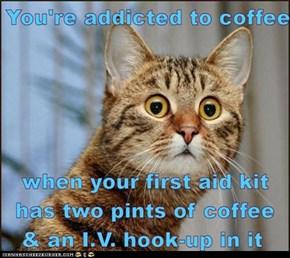 In case Starbucks goes bankrupt