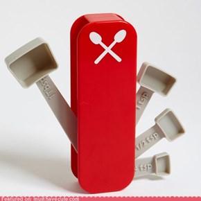 Swiss Measuring Spoons