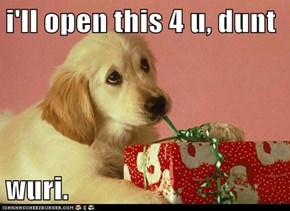 i'll open this