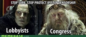 Stop SOPA. Stop PROTECT IP. Stop Censorship.