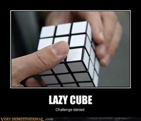 LAZY CUBE