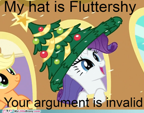 My Hat Is Fluttershy