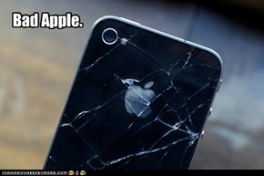 Bad Apple.