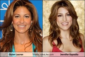 Dylan Lauren Totally Looks Like Jennifer Esposito