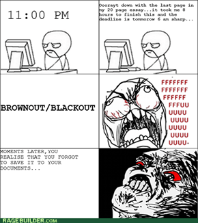 Brownout/Blackout