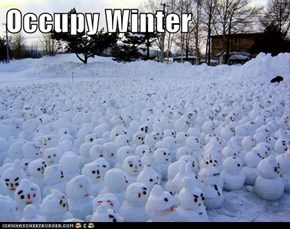 Occupy Winter