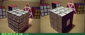 Forever Alone: Rubik's Edition