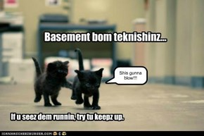 Basement Bom Teknishinz Ink.