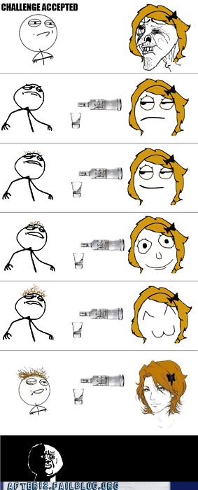 Drink 'Til She's A 10!