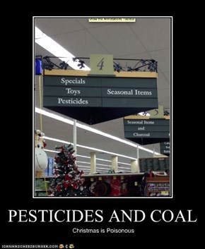 PESTICIDES AND COAL