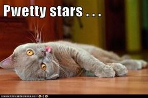 Pwetty stars . . .