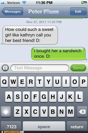 Bitches Love Sandwiches