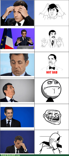 Not Bad, Sarkozy, Not Bad