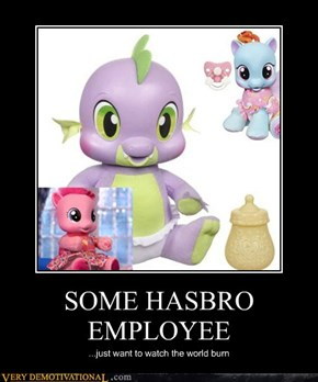 SOME HASBRO EMPLOYEE