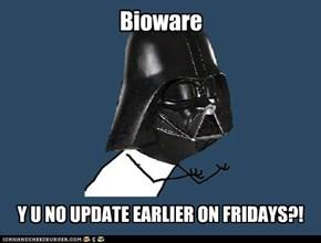 Bioware SW:TOR site updates
