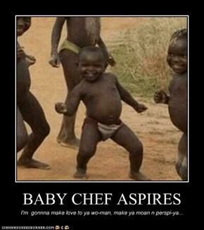 BABY CHEF ASPIRES