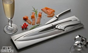 WIN!: Recursion Knives WIN