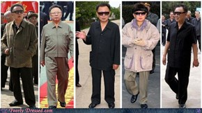 Kim Jong Il Has the Best Outfits