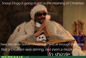 A Snoop Dogg Christmas