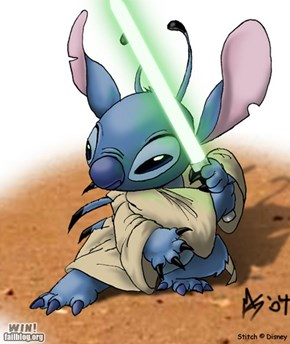 WIN Jedi Stitch