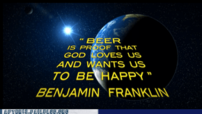 To Beerfinity and Beeryond