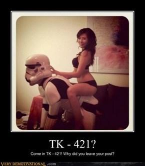 TK - 421?