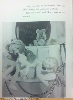 Vintage Pedobear