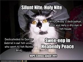 KKPS Catmus Pajunt, Missy's Solo.
