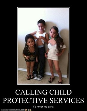 Bros: Someone, please rescue these children
