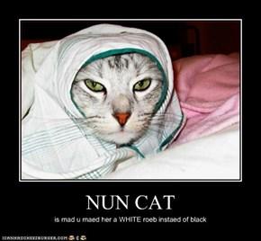 NUN CAT
