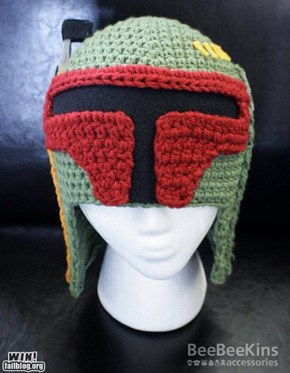Crochet Fett WIN