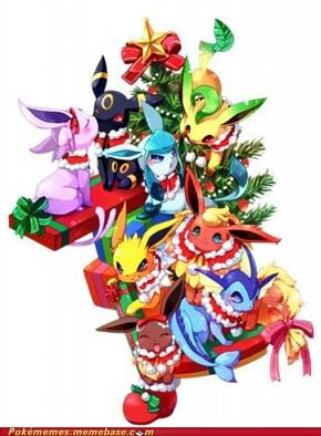 Eevee Christmas