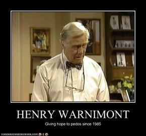HENRY WARNIMONT