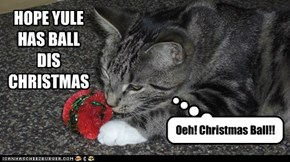 HOPE YULE HAS BALL DIS CHRISTMAS