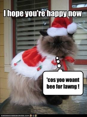 Ho Happy Ho, Ho