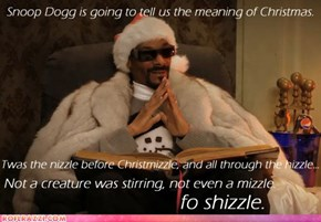 A Very Snoop Dogg Christmas