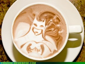 The Hero Your Coffee Deserves