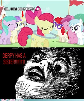 Derpy's Sister?