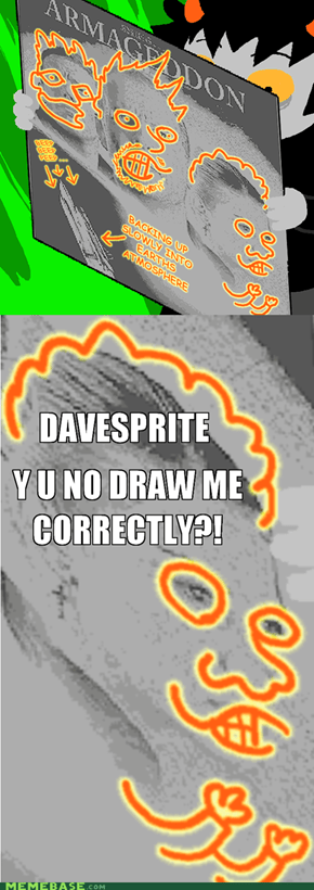 Y U NO READ HOMESTUCK?!