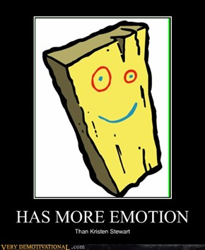 HAS MORE EMOTION