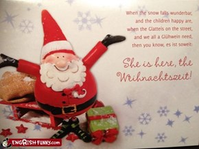 Engrish Funny: Merry Christmas from Engrish Funny!