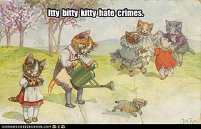You Naughty Kittehs!