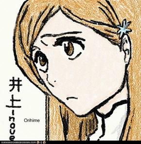 Orihime sketch