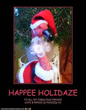 HAPPEE HOLIDAZE